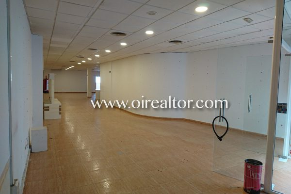 commercial property in Sitges