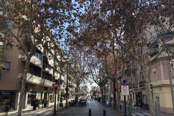 commercial property in Barcelona