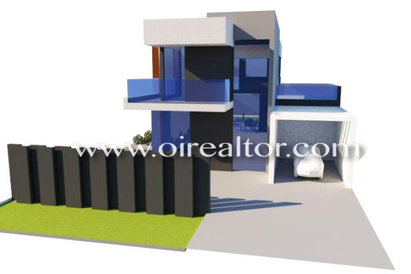 country house in Empuriabrava