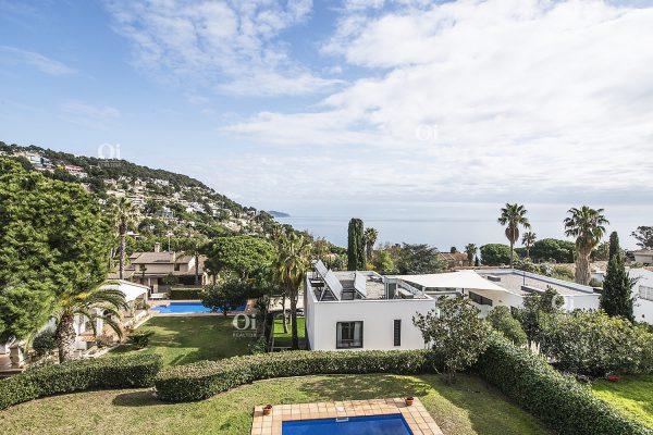 town house in Blanes