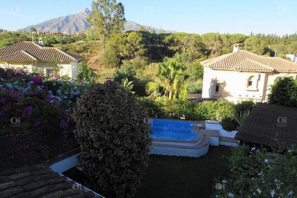 town house in Marbella