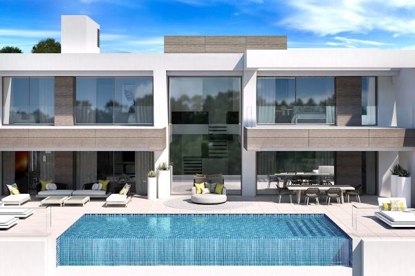 country house in Estepona