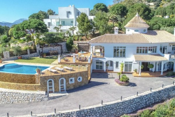 country house in Mijas