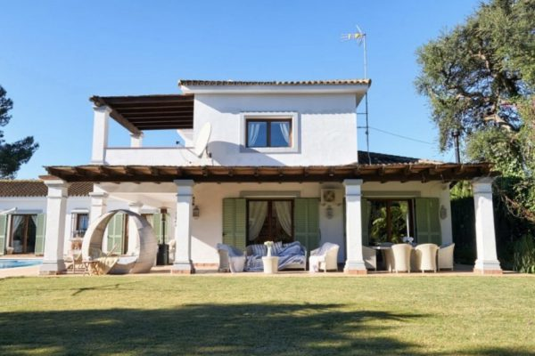 country house in San Roque