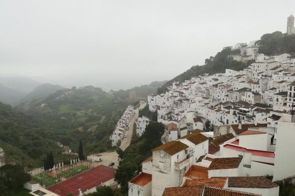 commercial property in Casares