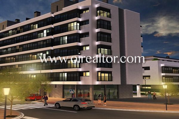 commercial property in Madrid