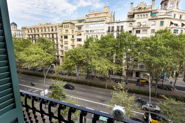 town house in Barcelona