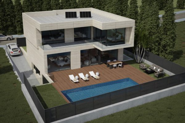 town house in Platja d´Aro